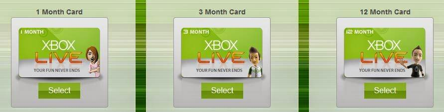 Codes 12 free xbox month live Cheapest Xbox